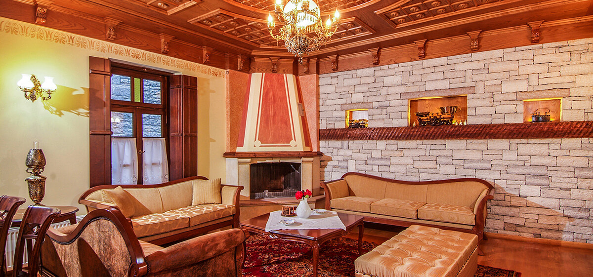 Διαμονή στο ξενοδοχείο Ραδιό στο Σκαμνέλι Ζαγορίου
