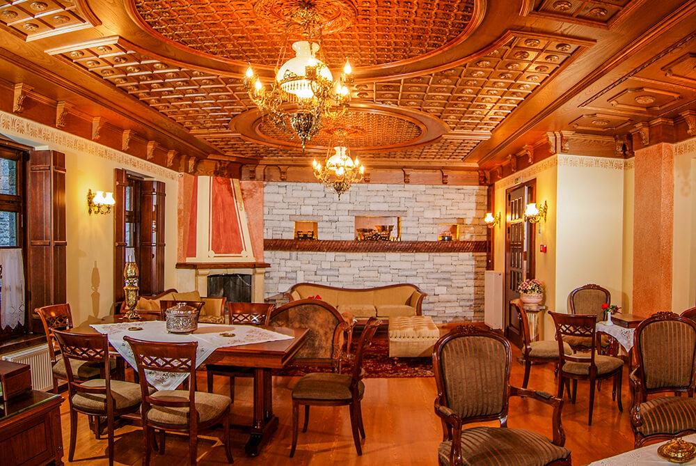 Hotel Radio - Zagori, Greece - The Living Room