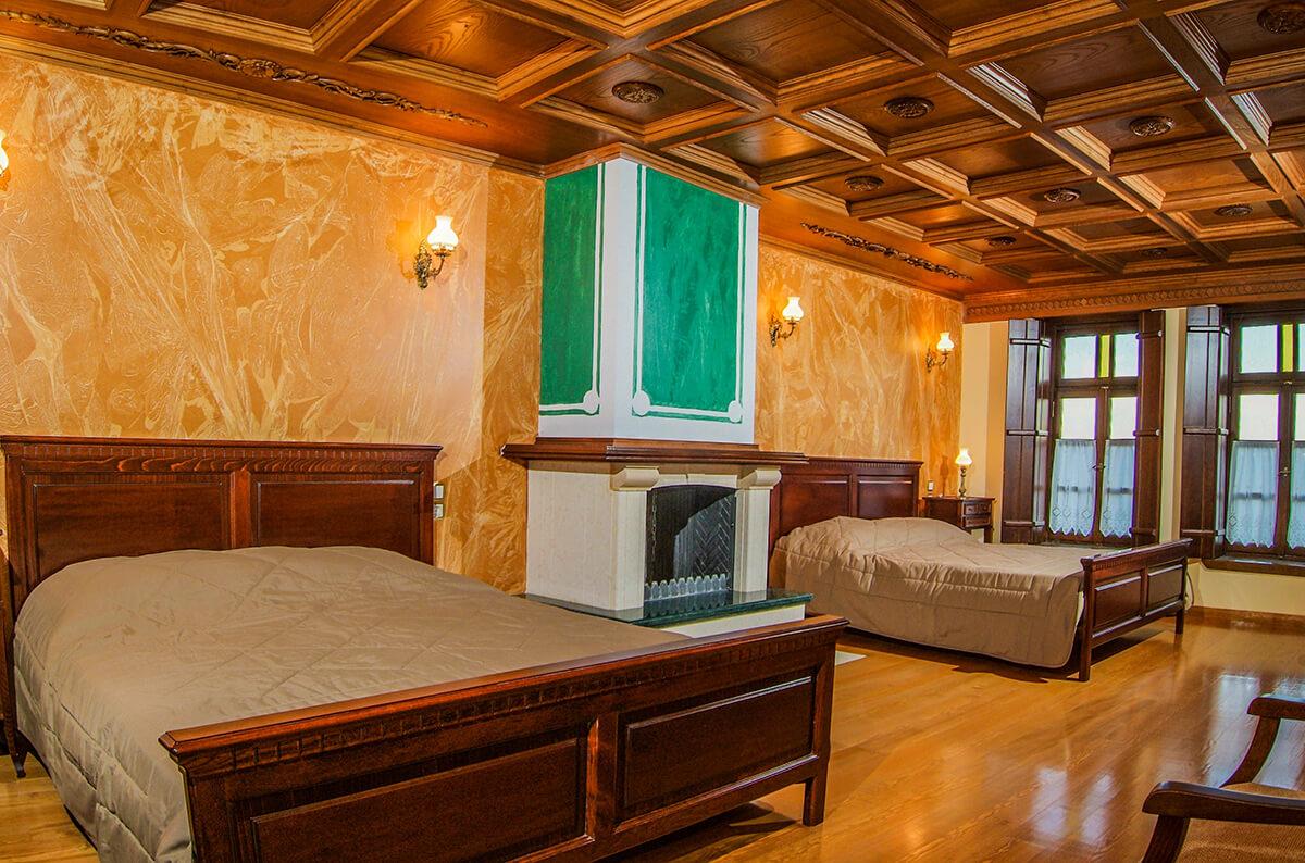 Ξενοδοχείο Ραδιό | Σκαμνέλι | Ζαγόρι