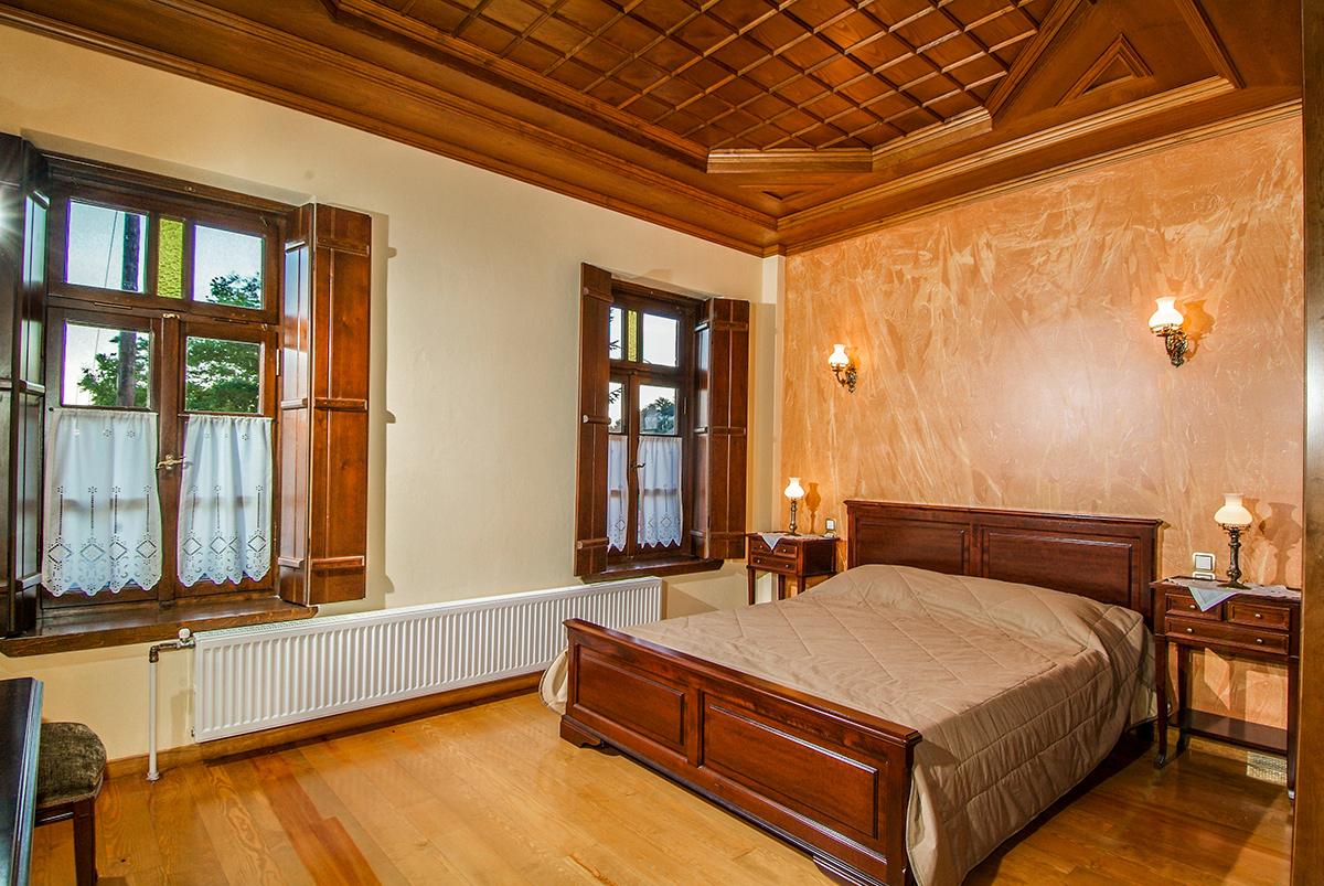 διαμονή στο Σκαμνέλι, Ζαγόρι - Ξενοδοχείο το ραδιό - Στάνταρ δωμάτιο